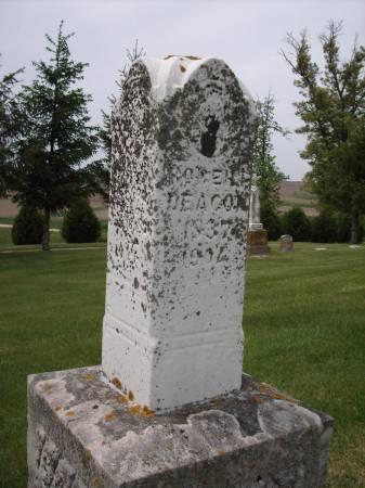 DEACON, ROBERT - Jackson County, Iowa | ROBERT DEACON
