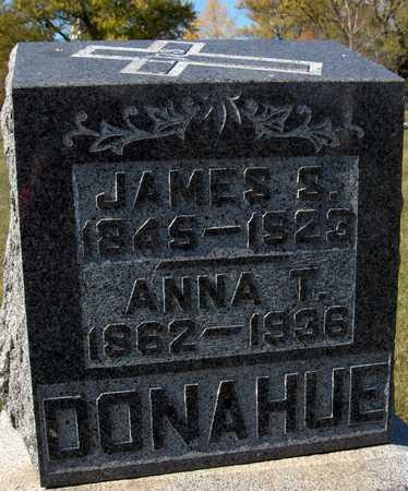 DONAHUE, JAMES S. - Jackson County, Iowa | JAMES S. DONAHUE