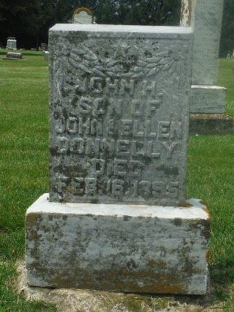 DONNELLY, JOHN H. - Jackson County, Iowa | JOHN H. DONNELLY