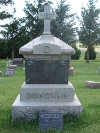 DONOVAN, ELLEN - Jackson County, Iowa | ELLEN DONOVAN