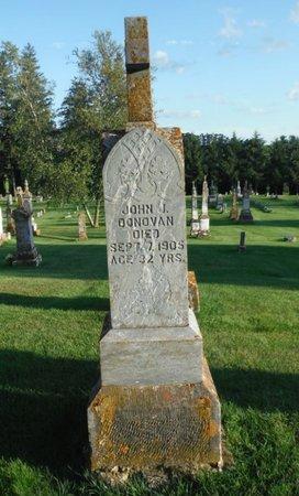 DONOVAN, JOHN J. - Jackson County, Iowa | JOHN J. DONOVAN