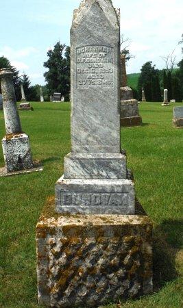 DONOVAN, JOHANNAH - Jackson County, Iowa   JOHANNAH DONOVAN