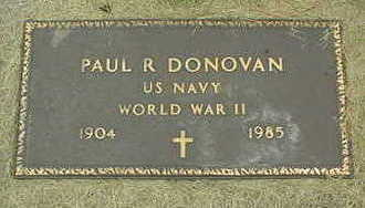 DONOVAN, PAUL R. - Jackson County, Iowa | PAUL R. DONOVAN