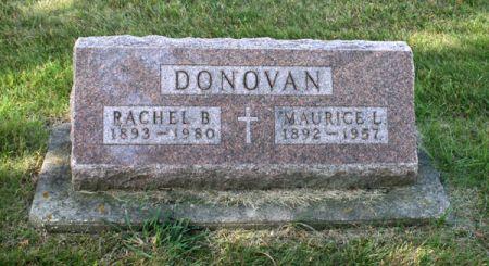 DONOVAN, RACHEL B. - Jackson County, Iowa | RACHEL B. DONOVAN
