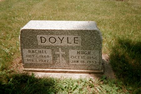 DOYLE, HUGH - Jackson County, Iowa | HUGH DOYLE