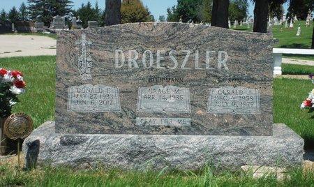 DROESZLER, DONALD F. - Jackson County, Iowa | DONALD F. DROESZLER