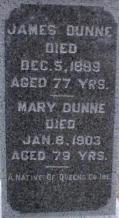DUNNE, JAMES - Jackson County, Iowa | JAMES DUNNE
