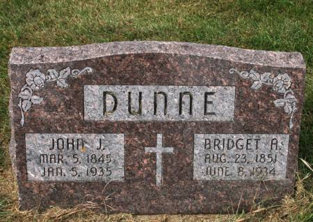 DUNNE, JOHN - Jackson County, Iowa | JOHN DUNNE