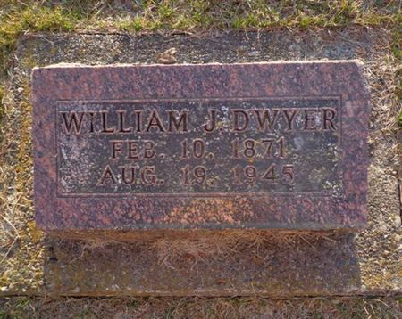 DWYER, WILLIAM J. - Jackson County, Iowa | WILLIAM J. DWYER