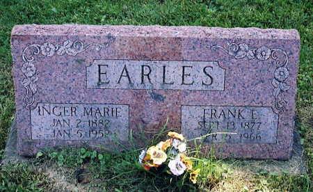 EARLES, FRANK - Jackson County, Iowa | FRANK EARLES