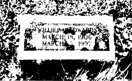 EDWARDS, WILLIE - Jackson County, Iowa | WILLIE EDWARDS