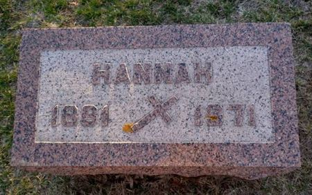 ENGLISH, HANNAH - Jackson County, Iowa | HANNAH ENGLISH