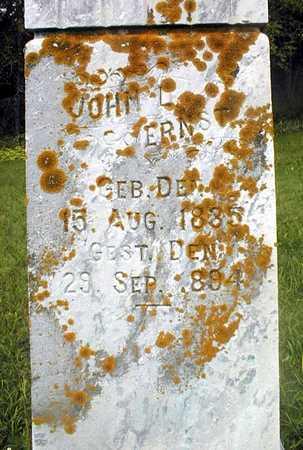 ERNST, JOHN L. - Jackson County, Iowa | JOHN L. ERNST