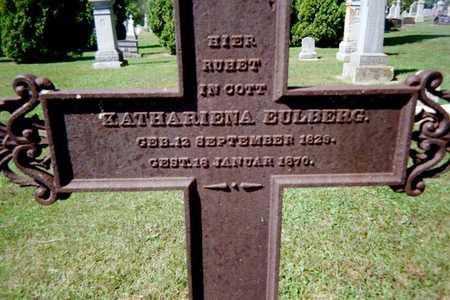 EULBERG, KATHERIENA - Jackson County, Iowa | KATHERIENA EULBERG