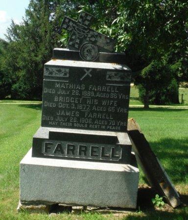 FARRELL, JAMES - Jackson County, Iowa | JAMES FARRELL