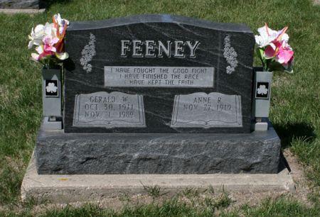 FEENEY, GERALD W. - Jackson County, Iowa | GERALD W. FEENEY