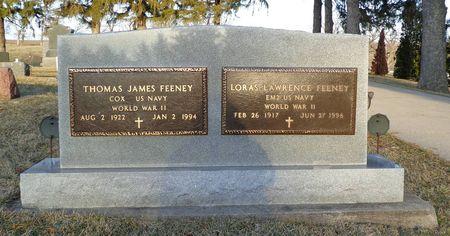 FEENEY, THOMAS JAMES - Jackson County, Iowa | THOMAS JAMES FEENEY