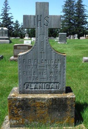 FLANIGAN, ELLA - Jackson County, Iowa | ELLA FLANIGAN