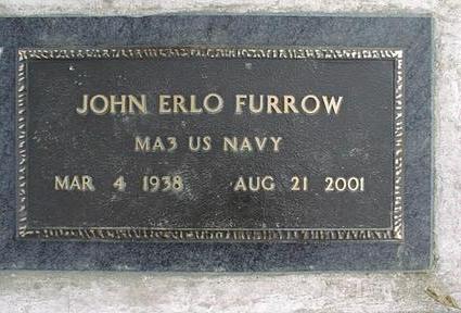 FURROW, JOHN ERLO - Jackson County, Iowa | JOHN ERLO FURROW