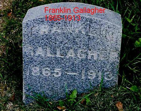 GALLAGHER, FRANKLIN - Jackson County, Iowa | FRANKLIN GALLAGHER