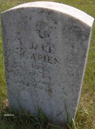 GARIEN, JAKE - Jackson County, Iowa | JAKE GARIEN