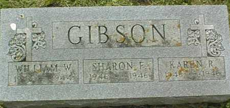 GIBSON, SHARON E. - Jackson County, Iowa | SHARON E. GIBSON
