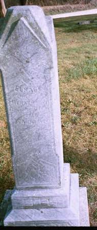 GOSCH, ELSABE - Jackson County, Iowa | ELSABE GOSCH