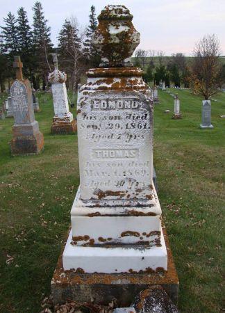 GRACE, EDMOND - Jackson County, Iowa | EDMOND GRACE