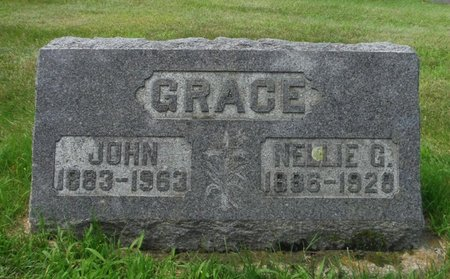 GRACE, JOHN - Jackson County, Iowa | JOHN GRACE