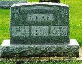 GRAF, FRED W. - Jackson County, Iowa | FRED W. GRAF
