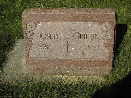 GRIFFIN, JOSEPH L. - Jackson County, Iowa | JOSEPH L. GRIFFIN