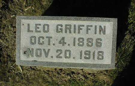 GRIFFIN, LEO - Jackson County, Iowa | LEO GRIFFIN