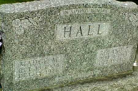 HALL, MADGE M. - Jackson County, Iowa | MADGE M. HALL