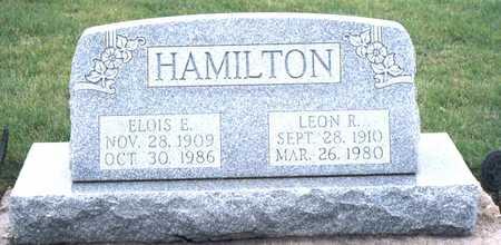 HAMILTON, LEON RAE - Jackson County, Iowa | LEON RAE HAMILTON