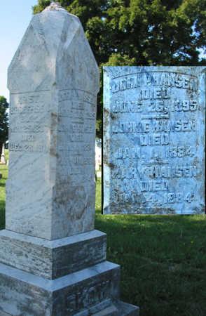 HANSEN, JOHN - Jackson County, Iowa | JOHN HANSEN