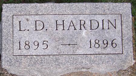 HARDIN, L.D. - Jackson County, Iowa | L.D. HARDIN
