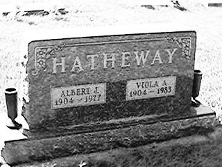 HATHEWAY, ALBERT - Jackson County, Iowa | ALBERT HATHEWAY