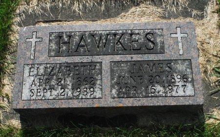 HAWKES, ELIZABETH - Jackson County, Iowa | ELIZABETH HAWKES