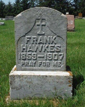 HAWKES, FRANK - Jackson County, Iowa | FRANK HAWKES