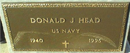 HEAD, DONALD J. - Jackson County, Iowa | DONALD J. HEAD