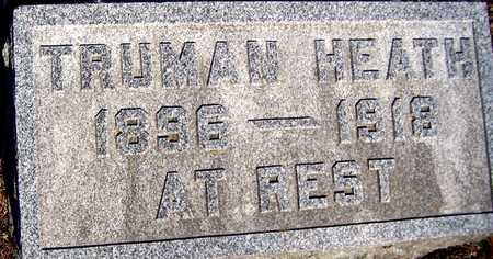 HEATH, TRUMAN - Jackson County, Iowa | TRUMAN HEATH