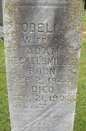 HECKELSMILLER, ODELIA - Jackson County, Iowa | ODELIA HECKELSMILLER