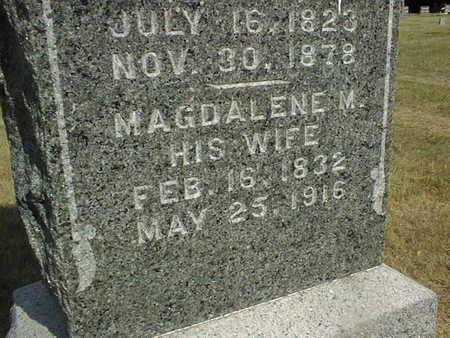 HEIDE, MAGDELENA - Jackson County, Iowa | MAGDELENA HEIDE