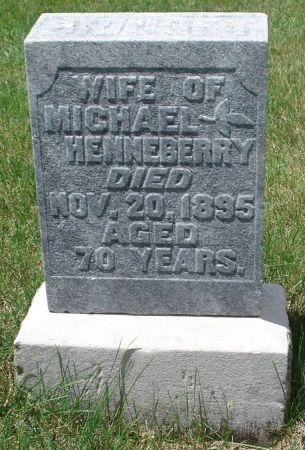HENNEBERRY, BRIDGET - Jackson County, Iowa | BRIDGET HENNEBERRY