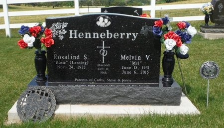 HENNEBERRY, MELVIN B.