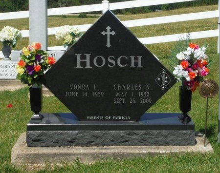 HOSCH, CHARLES N. - Jackson County, Iowa | CHARLES N. HOSCH