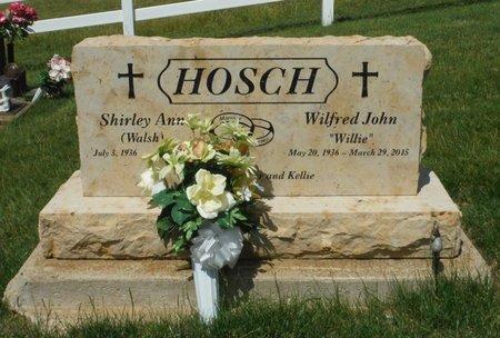 HOSCH, WILFRED JOHN