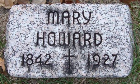 HOWARD, MARY - Jackson County, Iowa | MARY HOWARD