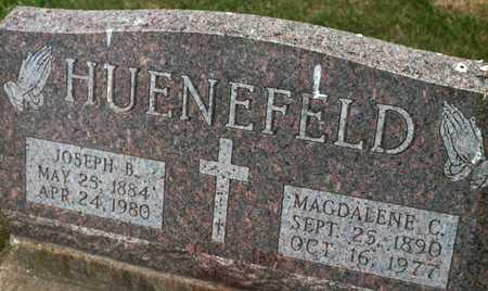 HUENEFELD, MAGDALENE C. - Jackson County, Iowa | MAGDALENE C. HUENEFELD