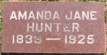 HUNTER, AMANDA JANE - Jackson County, Iowa | AMANDA JANE HUNTER